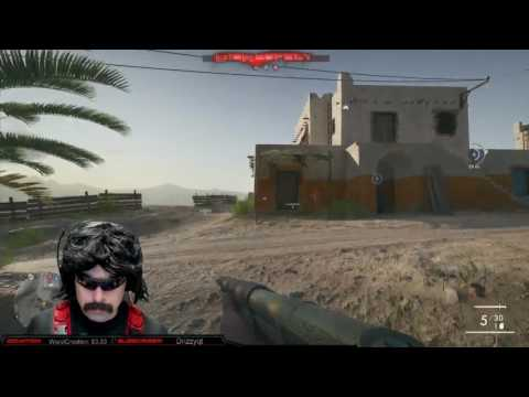 The Doc Bayonet Charge Warcry in BF1
