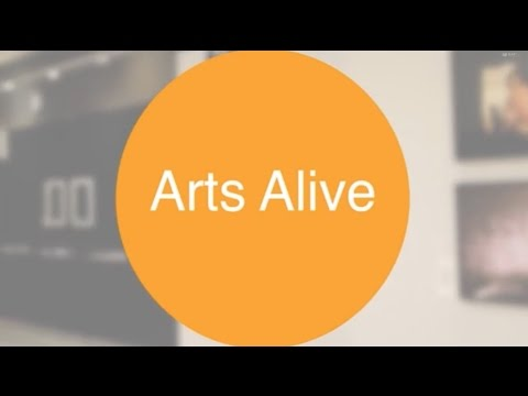 Arts Alive: Art - Episode 33 | Bay TV Liverpool