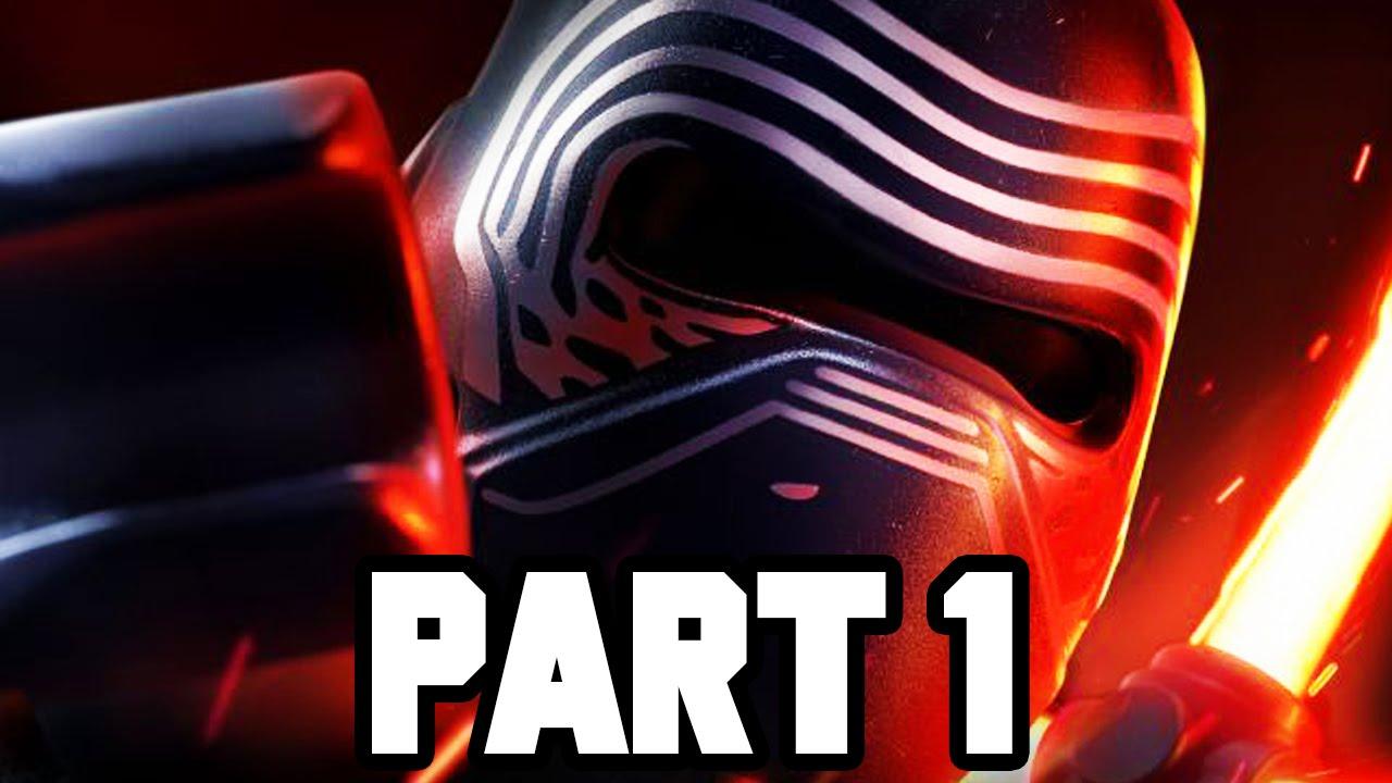 Прохождение игры лего звездные войны the force awakens сталлоне и шэрон стоун фильм