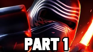 LEGO Star Wars The Force Awakens Gameplay Walkthrough Part 1 (LEGO Force Awakens Gameplay Part 1)(LEGO Star Wars The Force Awakens Gameplay Part 1 - LEGO Star Wars The Force Awakens Video Game - LEGO Star Wars The Force Awakens Part 1 - LEGO ..., 2016-06-28T01:46:30.000Z)