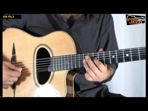 Introduction to Gypsy Jazz Licks And Technique