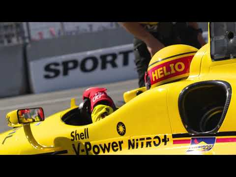Helio Castroneves: 20 Years in INDYCAR