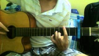 Miền Cát Trắng - Guitar Solo - Mạnh Khùng