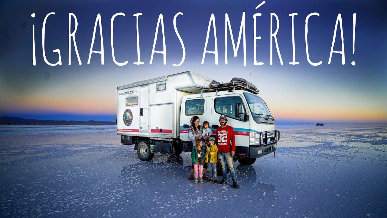 🧭 VIAJAR - Viaje por América, Cap. 1