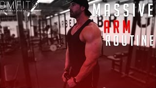 Bradley Martyn - MASSIVE ARM ROUTINE