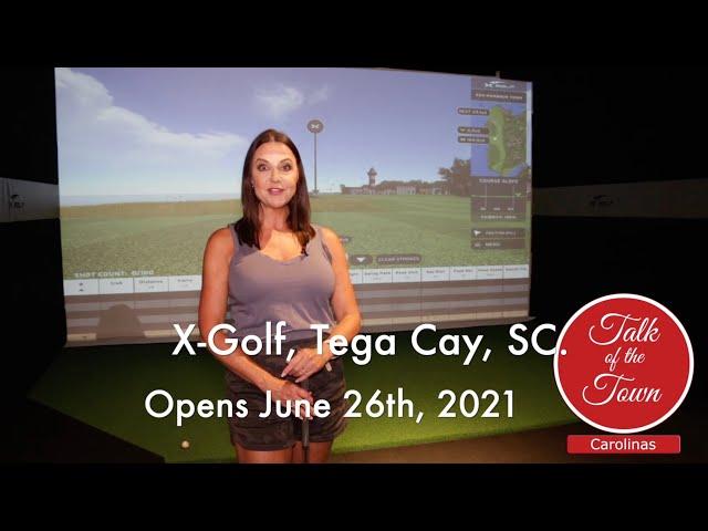 X Golf Opens In Tega Cay
