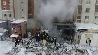 В Нижнем Новгороде завершена спасательная операция на месте взрыва.