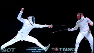 Senior World Fencing Championship Moscow 2015 Men