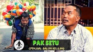 VIRAL, Penjual Balon Keliling Dengan Merangkak | HITAM PUTIH (26/06/19) Part 1