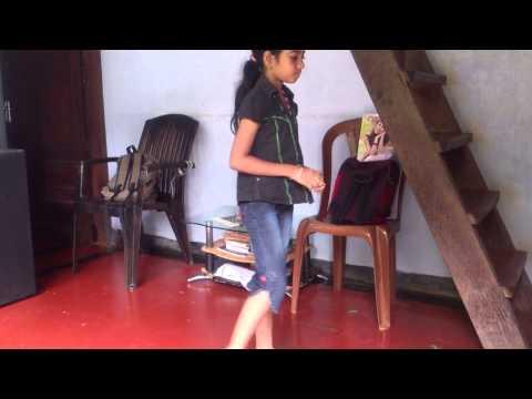 MALAR DANCE by SandraLaya pramod.