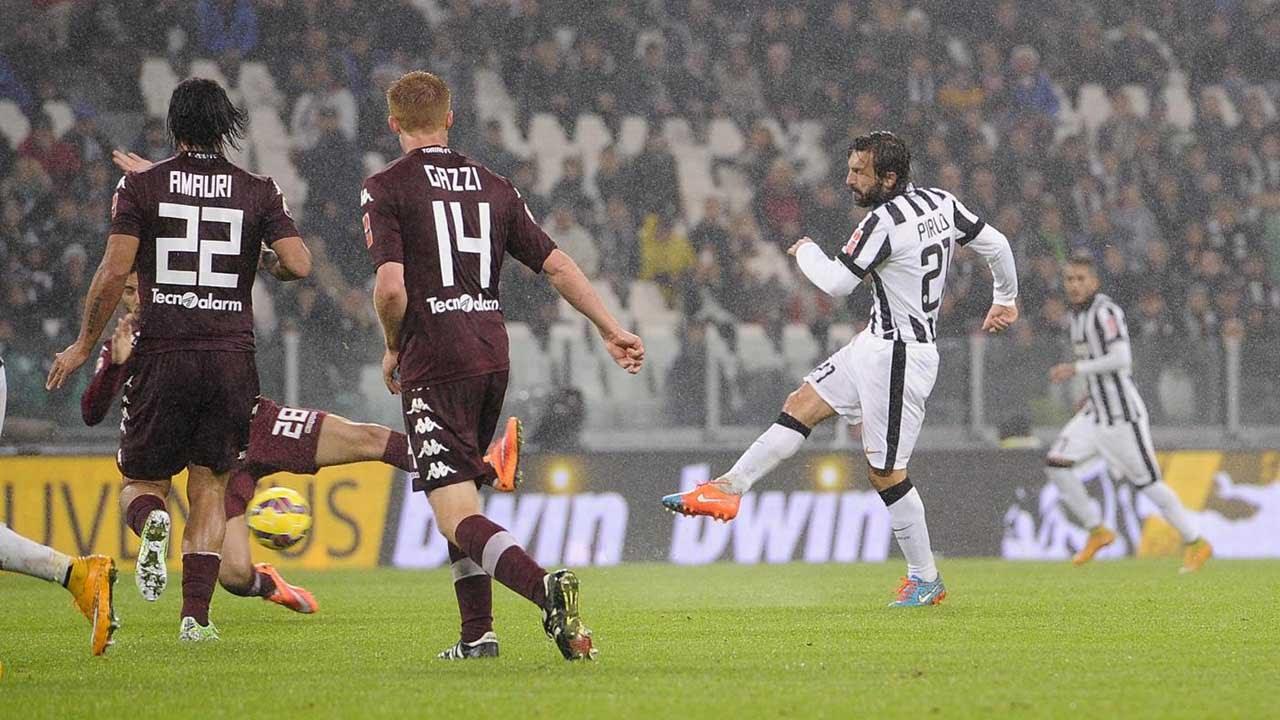 Juventus Torino 2 1 30 11 2014 Youtube
