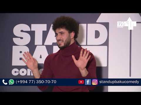 Ülvi Həsənli Stand UP (Stand UP Baku 25-ci şou)