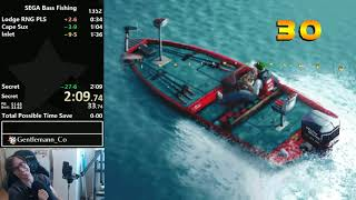 Sega Bass Fishing PC Any% World Record 2:09.74