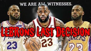 The 1 NBA Team That Could Win Lebron MULTIPLE Championships