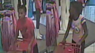 Shoplifters at Westland JC Penny