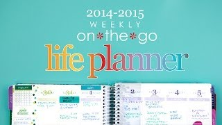Erin Condren 2014/15 Life Planner