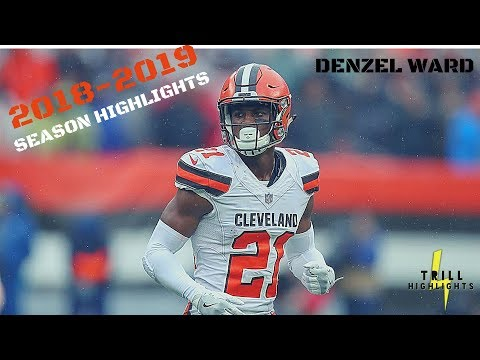 Denzel Ward 2018-2019 Rookie Season Highlights | Stud