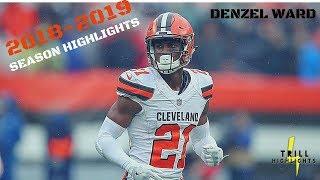 Denzel Ward 2018-2019 Rookie Season Highlights | Stud
