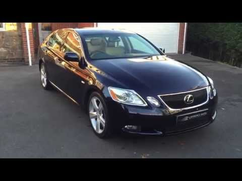 Motorweek Video Of The 2006 Lexus Gs 430 Doovi