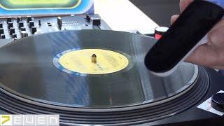 Schallplatten Reinigen Unboxing / Review eines Vinyl Waschsystems von 7Even