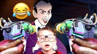 TROLLING RANDOMS AS WILLARD WYLER IN ZOMBIES! - IW Zombies Funny Moments