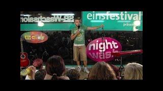 Der Bordelltester Jamie Wierzbicki - Finale NightWash Talent Award 2013
