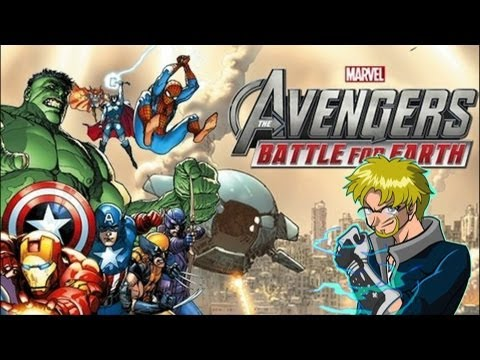The Avengers Battle for Earth (Wii U) Review