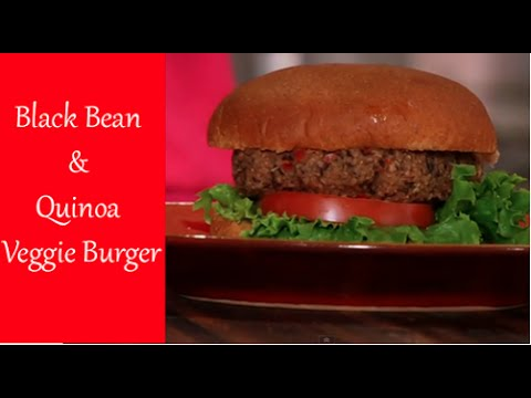 Quinoa recipes | Veggie Burger | Healthy Recipes | Meal ideas | Cooking from the Heart 111