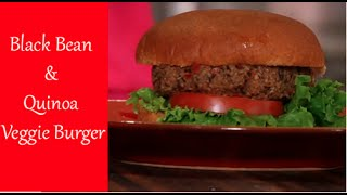 Quinoa Recipes   Veggie Burger   Healthy Recipes   Meal Ideas   Cooking From The Heart 111
