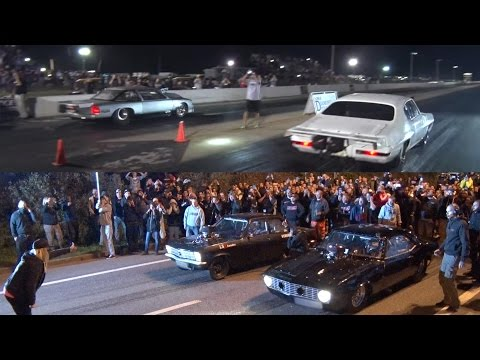 Streetrace Stockholm REVEALED to Street Outlaws!