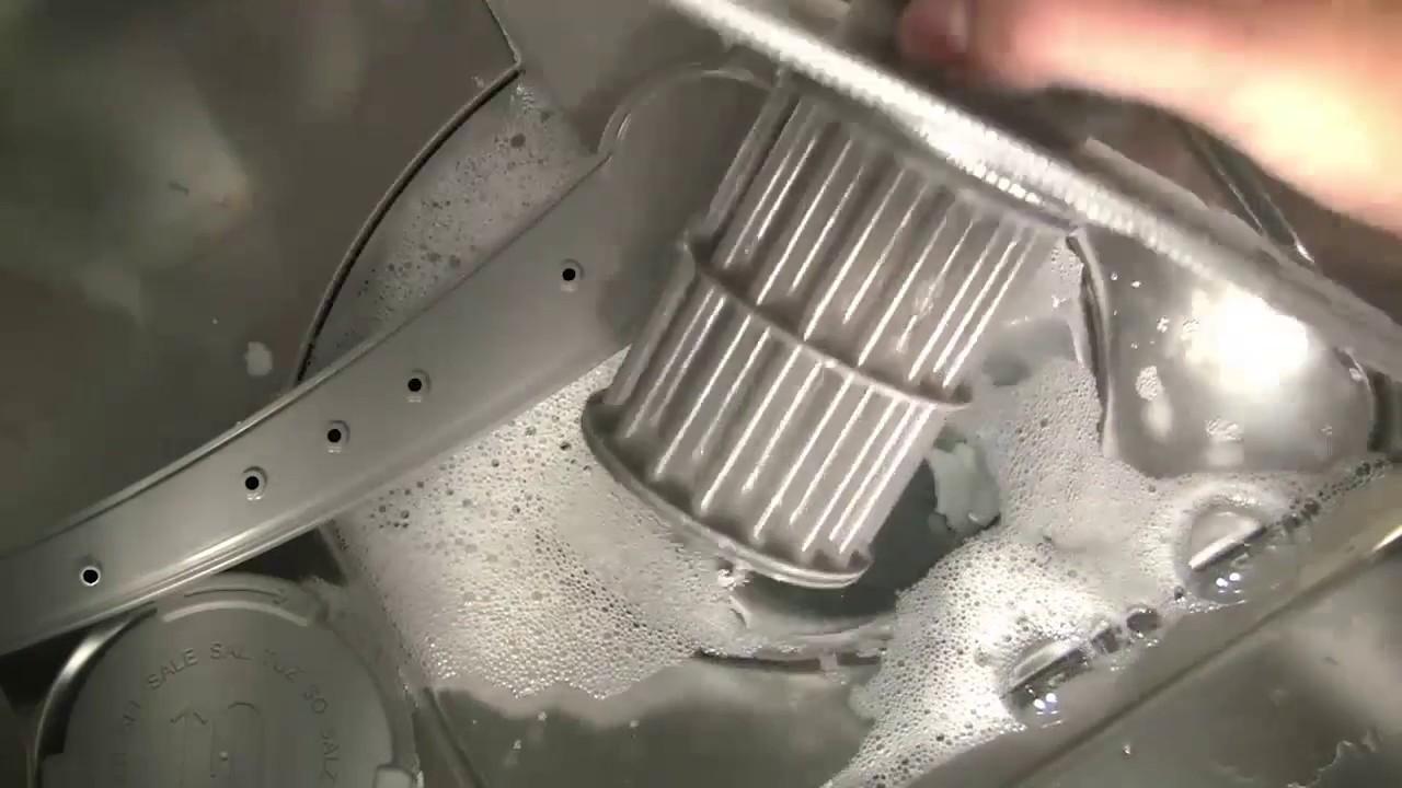 How To Unblock A Dishwasher >> How Do I Unblock My Dishwasher Pump Youtube