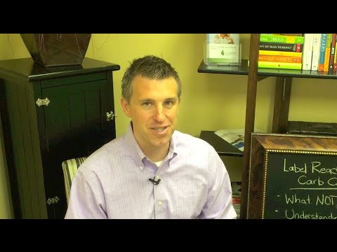 Dr. Brian Mowll Shares Information On Reading Labels To Reverse Diabetes