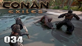 CONAN EXILES [034] [Dem Tod knapp entkommen] [Multiplayer] [Deutsch German] thumbnail