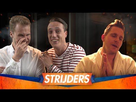 GELD STELEN van MARTHIJN! | STRIJDERS #1