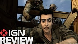 "The Walking Dead: The Game Episode 1: ""A New Day"" - Video Review"