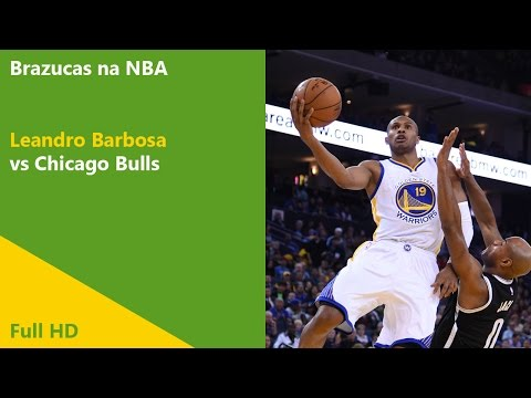 Leandro Barbosa x Chicago Bulls (20/01/16) - 12 points