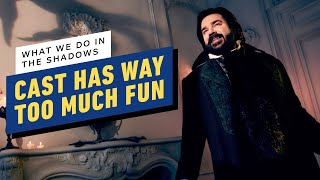 The Cast of What We Do In The Shadows Just Has Way Too Much Fun