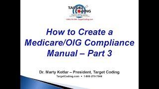 Мета кодування, як створити Medicare відповідно керівництво по експлуатації 3