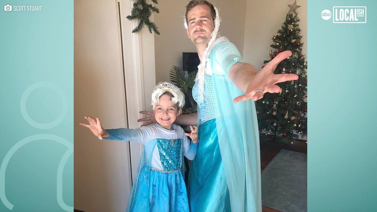 Dad princess - YouTube