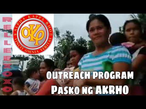 Outreach program for the 1st time!    #relleexoxo #akrhotboli