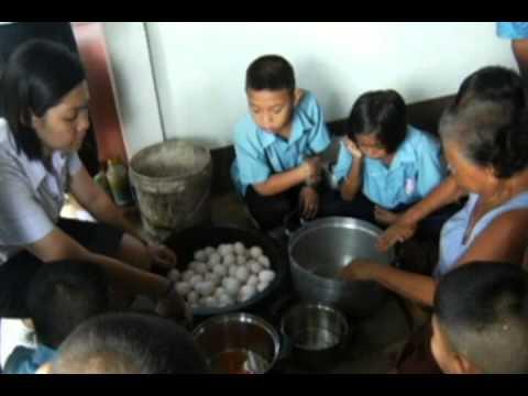 วิจัยพัฒนาครู ขนมหวานเมืองเพชร