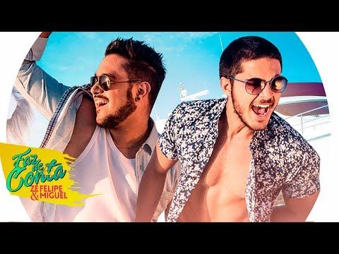 Zé Felipe e Miguel - Faz De Conta (Neymar e Marquezine) [Clipe Oficial]