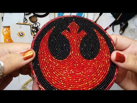 Edging Native Beadwork Part 3 of 3