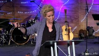 Megan Fate Marshman: Our Role in the Making - Biola Missions Conference 2014