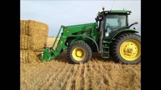 Praktyki rolnicze ktore odbywalem w Usa i Danii