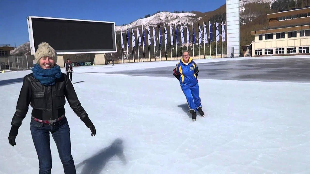 Medeo  Almaty Kazakhstan