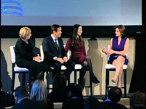 FinanceConnect:14 Executive Leadership Panel moderated by Jill Schlesinger