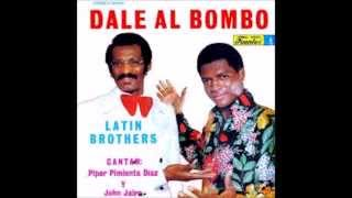 "BUSCANDOTE por LATIN BROTHERS con PIPER ""PIMIENTA"" DIAZ  - Salsa Premium"