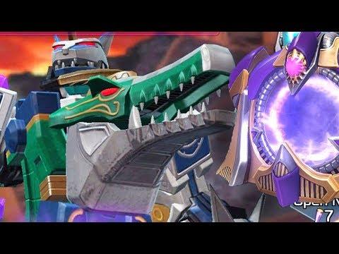 Power Rangers: Legacy Wars - Predazord Zord Box Opening!