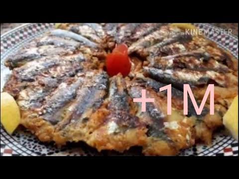طريقة تحضير سمك مقلي بدون زيت وبدون رائحه